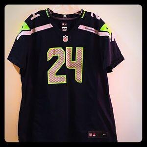 Seattle Seahawks NFL ladies shirt -XXL